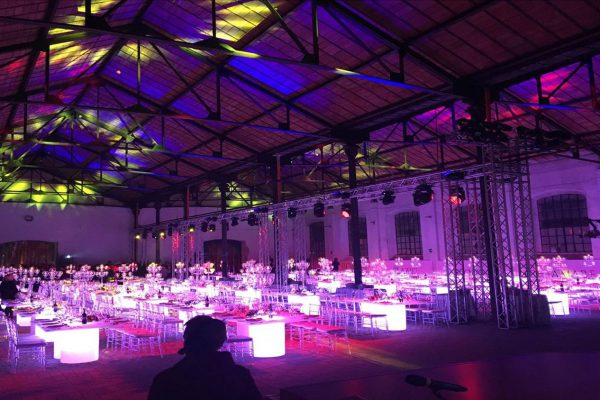 A.S. Roma – Evento interno aziendale – Natale 2016