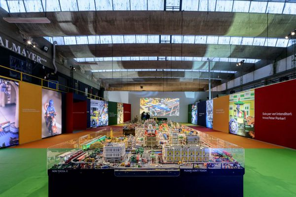 City Lego – Evento aperto al pubblico