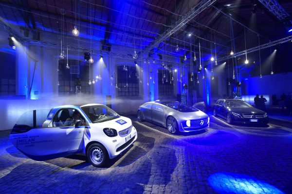Mercedes Benz - Evento aziendale