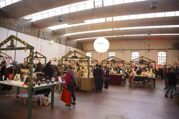 Romarket – Mercatino di Natale aperto al pubblico