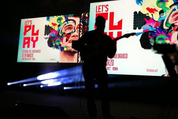 Let's Play – Festival del Videogioco